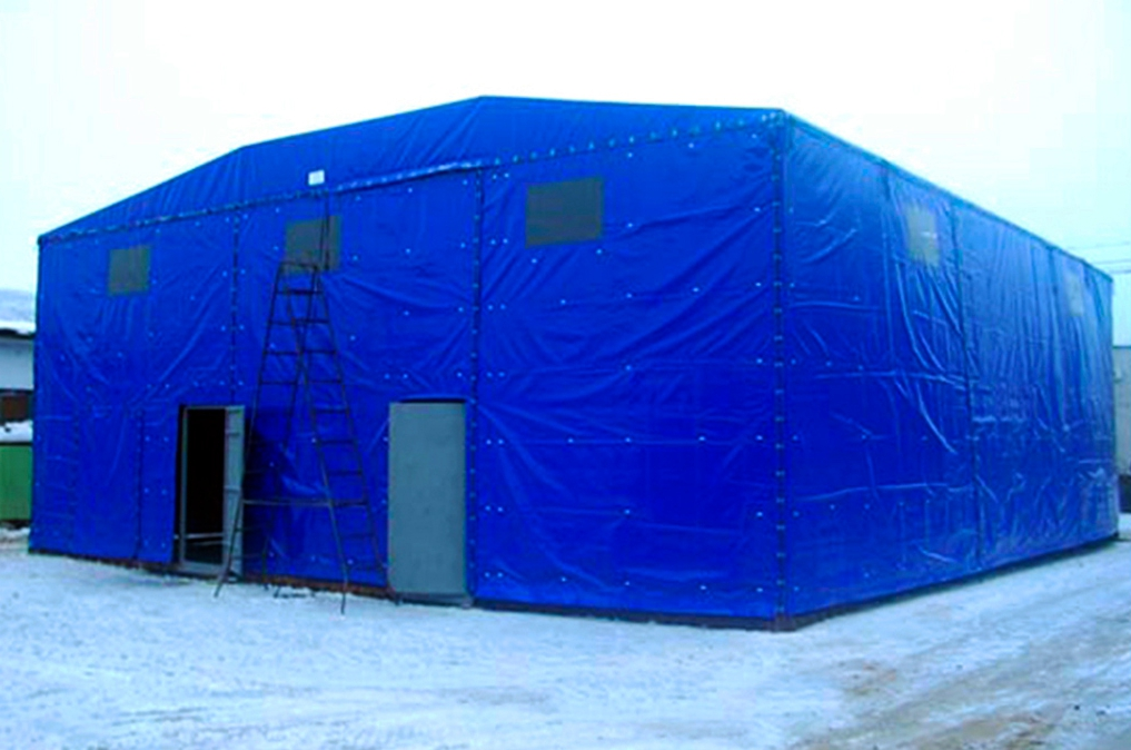 Заливка бетона зимой - как защитить бетон при заливке от мороза?