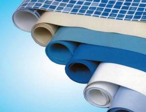 Способы облицовки бассейнов и искусственных водоемов ПВХ пленкой